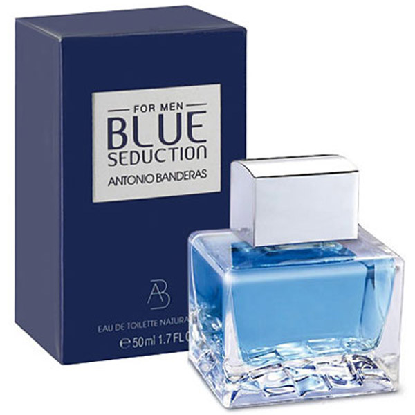 Фото Antonio Banderas  Blue Seduction for Men 100 мл. тестер в AroStore